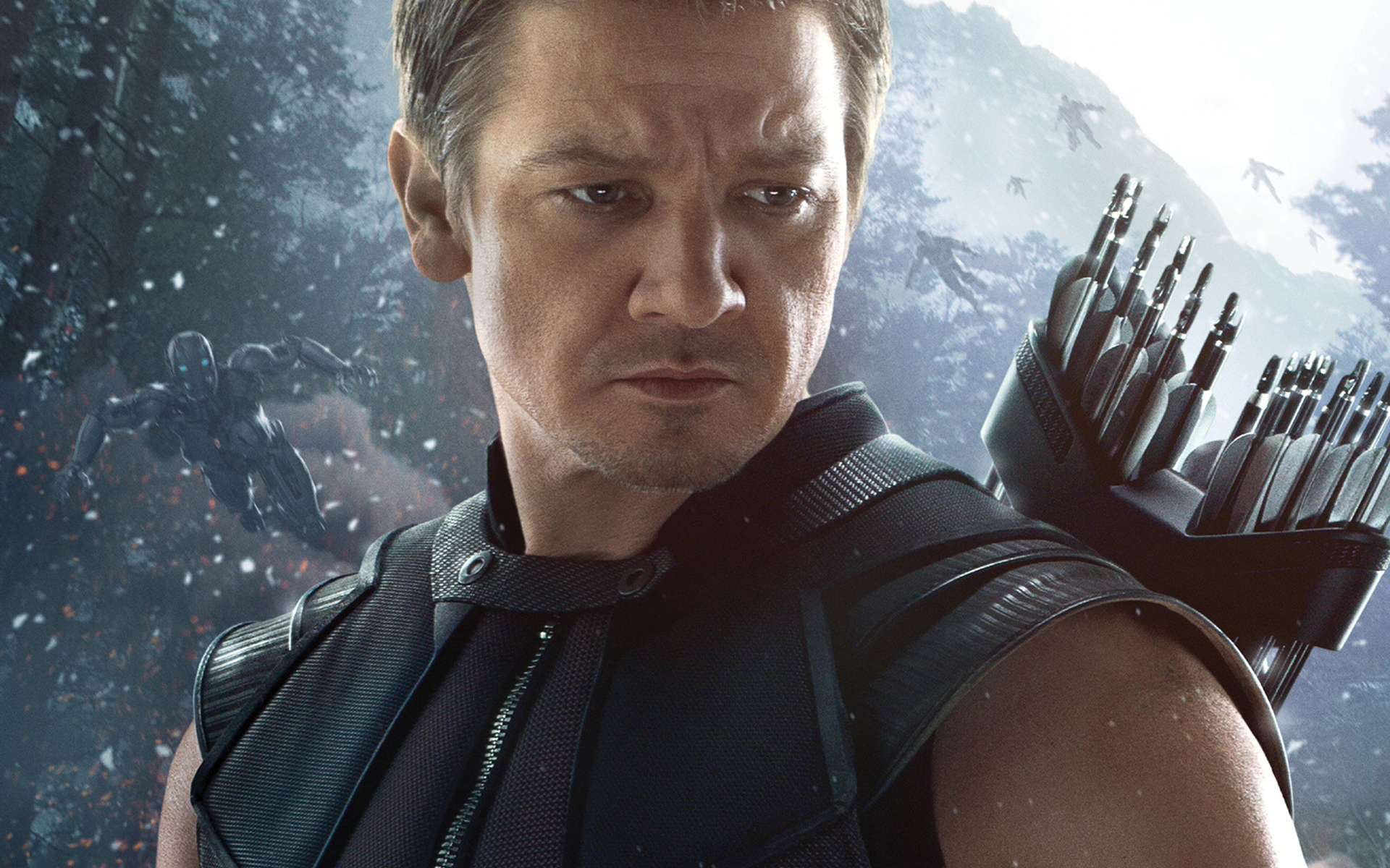 Jeremy Renner Wallpapers High Resolution And Quality Download