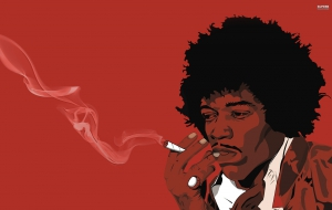 Jimi Hendrix HD Wallpaper