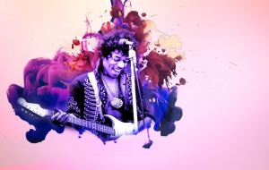 Jimi Hendrix High Definition Wallpapers
