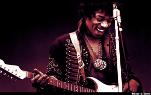 Jimi Hendrix Photos