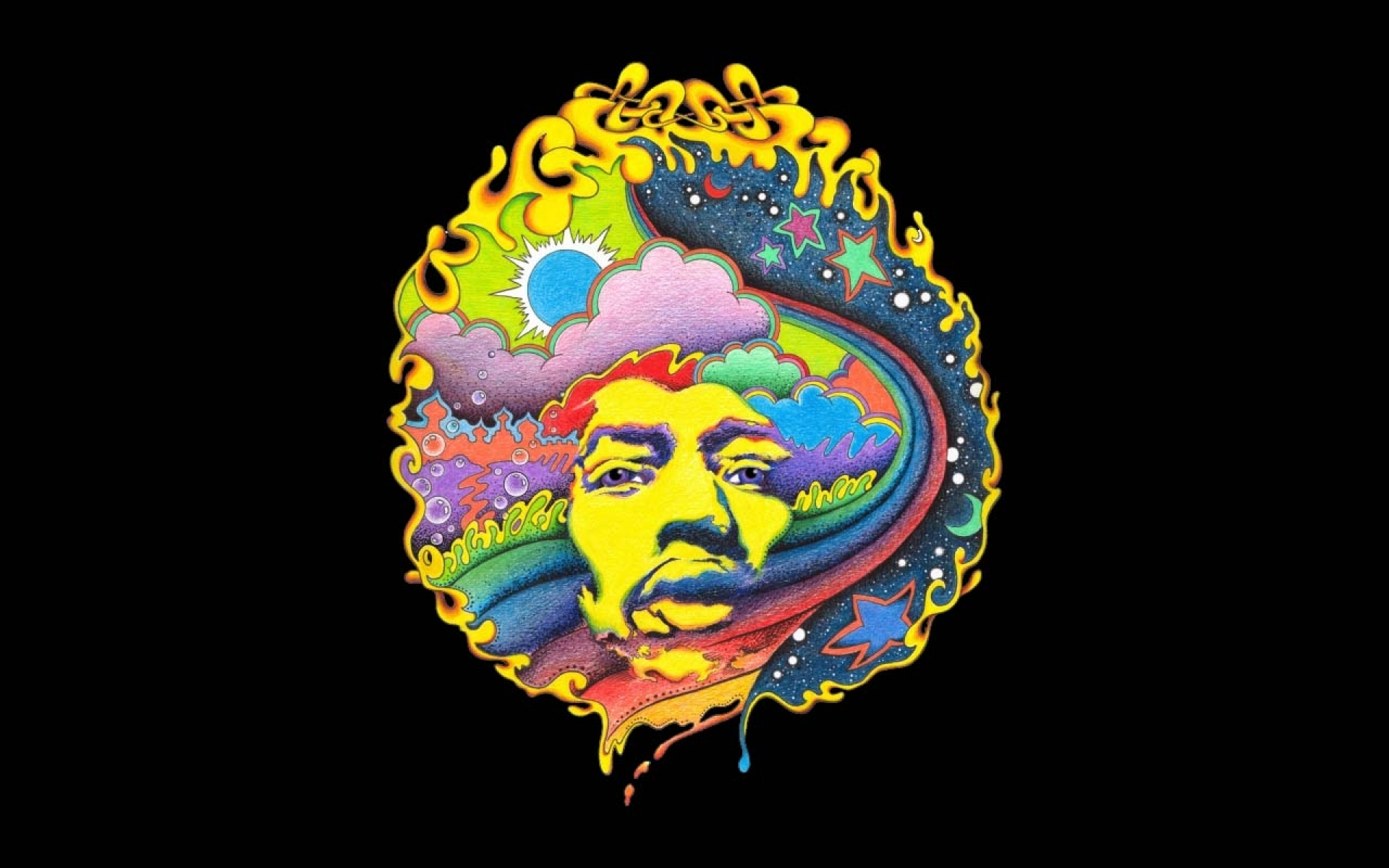 Resolution Of Hd Iphone Wallpaper: Jimi Hendrix Wallpapers High Resolution And Quality Download