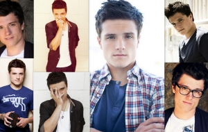 Josh Hutcherson HD Background