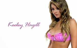 Keeley Hazell HD Desktop