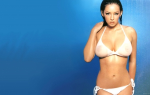 Keeley Hazell HD Wallpaper