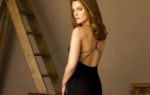 Keri Russell HD Background