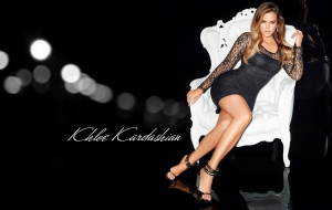 Khloe Kardashian HD Wallpaper