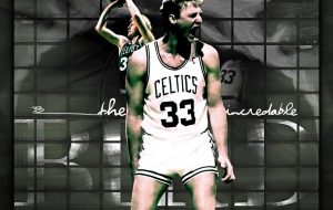 Larry Bird HD Background