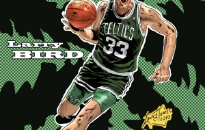 Larry Bird HD Desktop