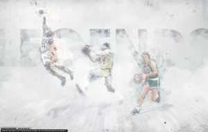 Larry Bird HD Wallpaper