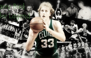 Larry Bird High Definition
