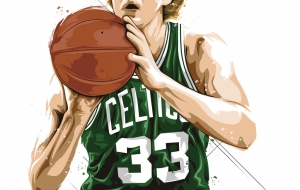 Larry Bird High Definition Wallpapers