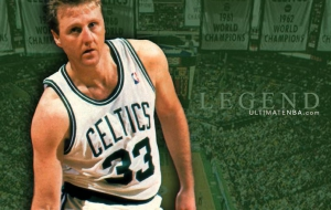 Larry Bird Images
