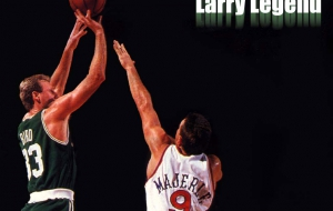 Larry Bird Photos