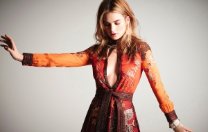 Lily James Full HD