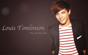 Louis Tomlinson HD Desktop