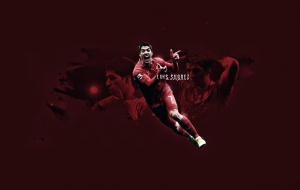 Luis Suarez For Desktop