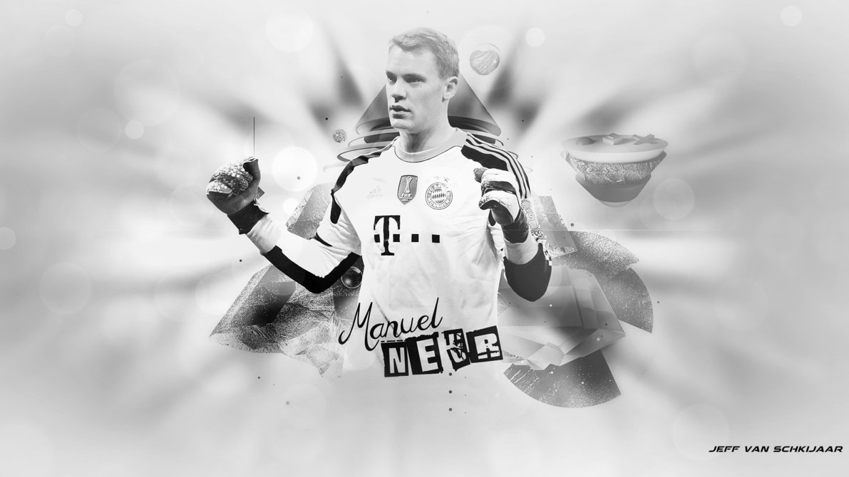 Manuel Neuer Wallpapers High Resolution And Quality Download