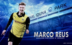 Marco Reus HD Background