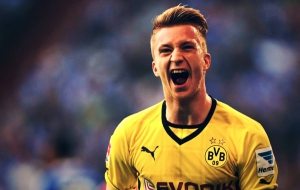 Marco Reus HD Wallpaper