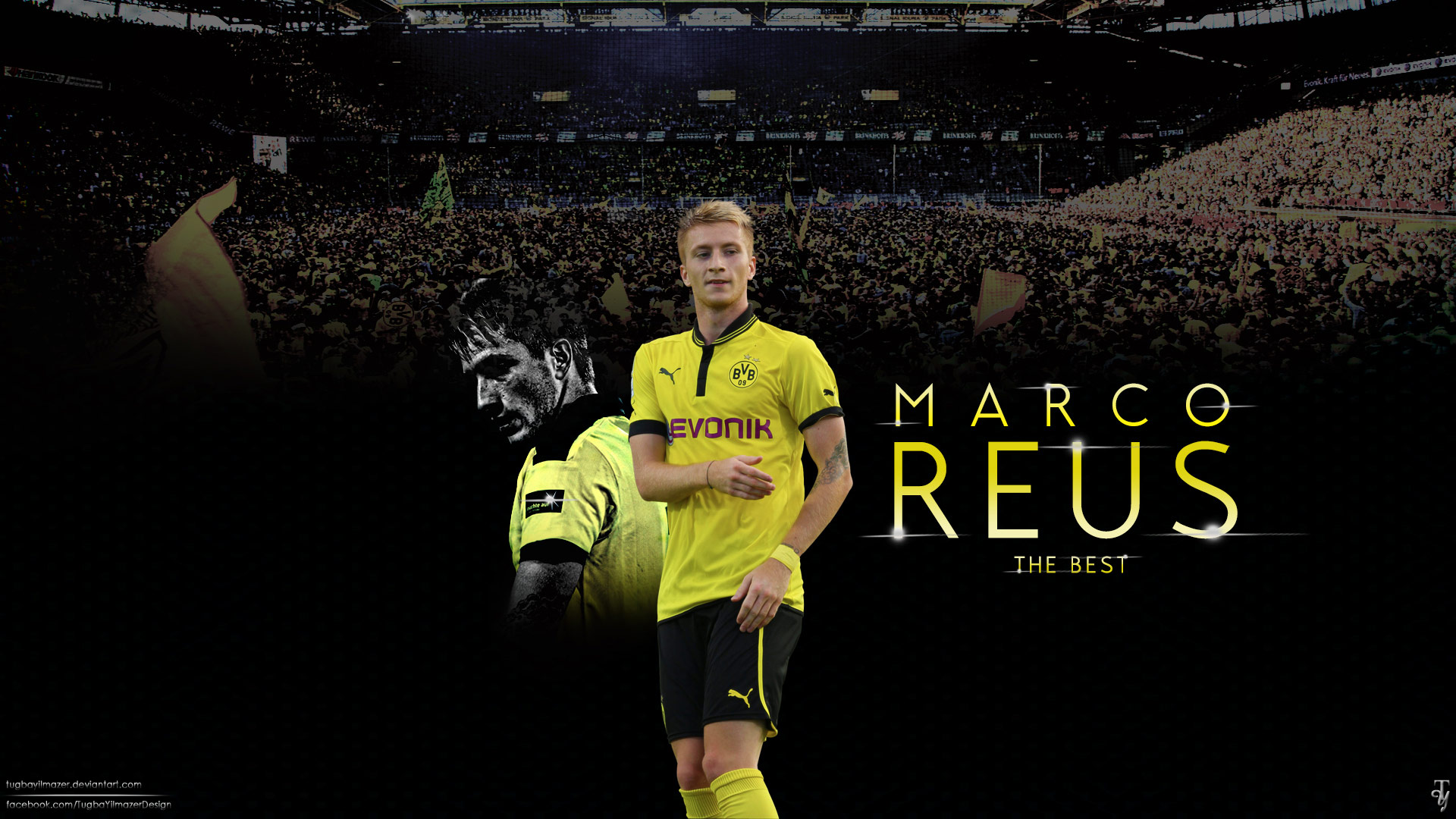 Sport Wallpapers Hd Game Images Players Desktop Images: Marco Reus Wallpapers High Resolution And Quality