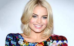Margot Robbie HD Wallpaper