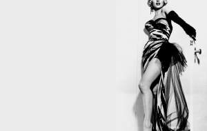 Marilyn Monroe Background