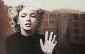 Marilyn Monroe HD Background