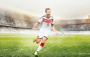 Mario Gotze Background
