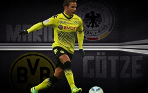 Mario Gotze HD Wallpaper