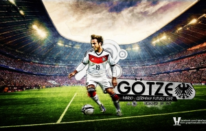 Mario Gotze High Definition Wallpapers
