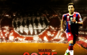 Mario Gotze High Quality Wallpapers
