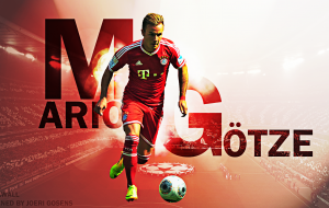 Mario Gotze Wallpapers HD