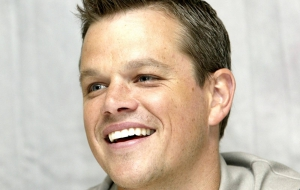 Matt Damon 4K