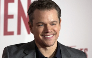 Matt Damon Desktop