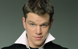 Matt Damon High Definition