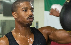 Michael B Jordan HD Wallpaper