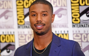 Michael B Jordan High Definition