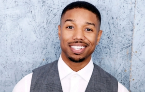 Michael B Jordan Widescreen