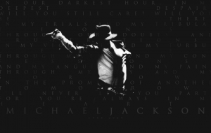 Michael Jackson Computer Wallpaper