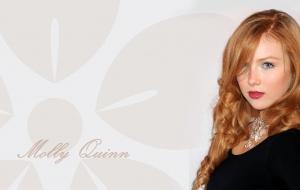 Molly C Quinn Background