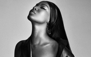 Naomi Campbell Widescreen