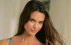 Odette Annable HD Background