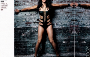Paula Patton In Complex Magazine