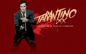 Quentin Tarantino HD Background