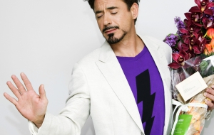 Robert Downey Jr Computer Wallpaper