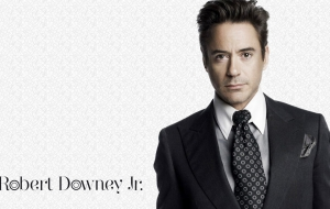 Robert Downey Jr HD Desktop