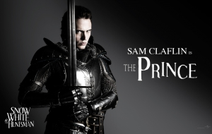 Sam Claflin HD Background