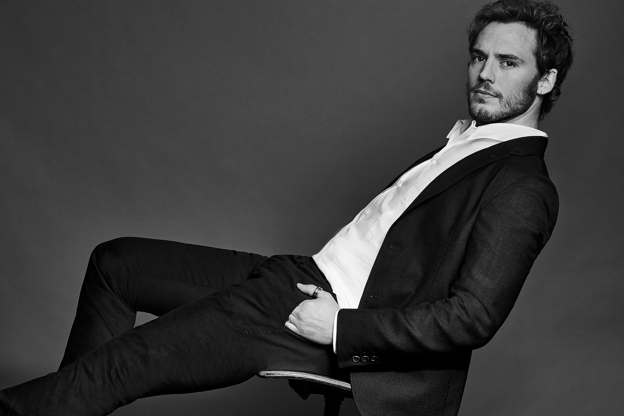 Sam Claflin Wallpapers High Resolution and Quality Download: wallpapersdsc.net/celebrities/sam-claflin-17522.html
