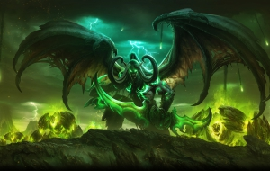 World of Warcraft: Legion HD Background