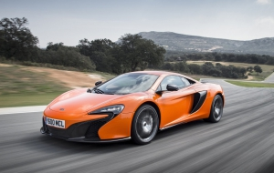 McLaren 650S Wallpapers HD
